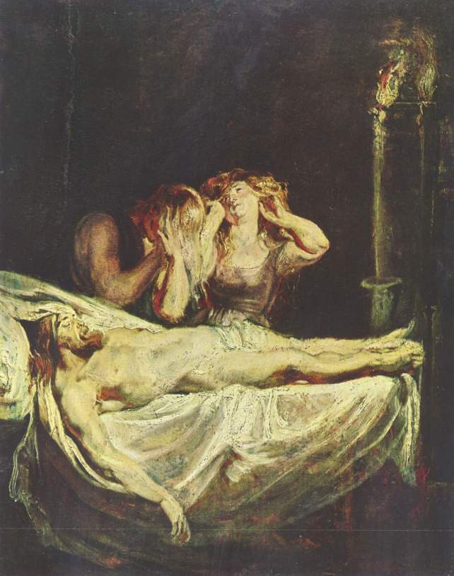 Peter PaulRubens - Cristo Morto